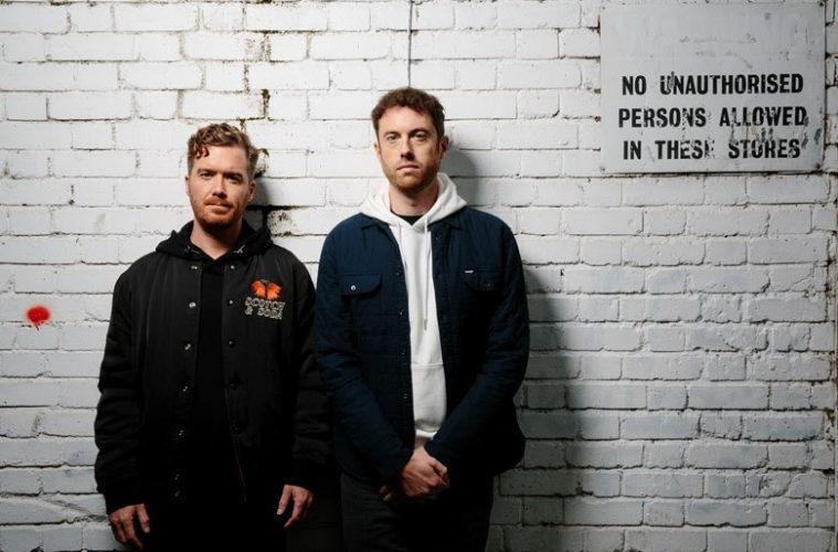 英倫電音二人組 Gorgon City 打造全新夢幻專輯《Olympia》