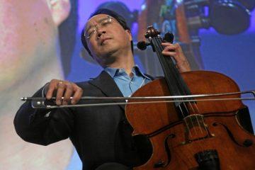 本週二馬友友將在 Hollywood Bowl 演奏巴哈無伴奏大提琴組曲